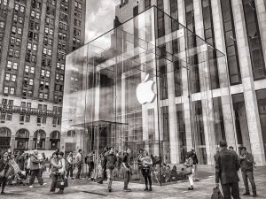 Store Apple in New York